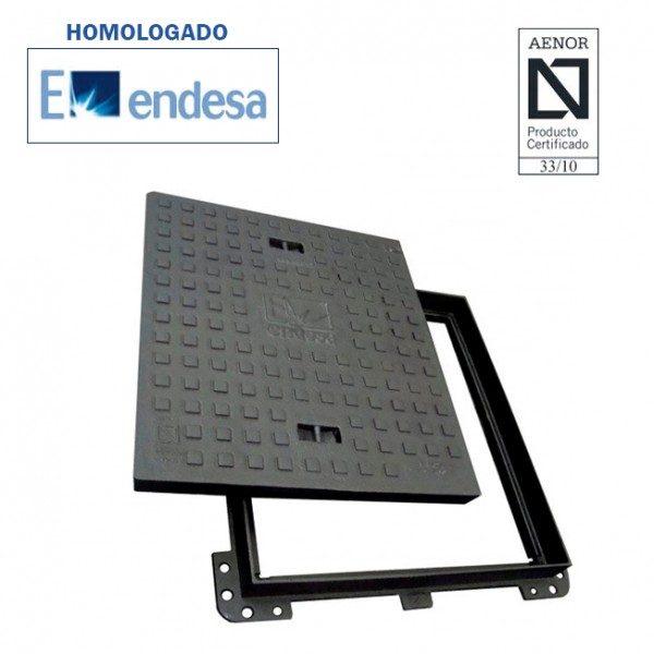 Registro F.D. Homologado Endesa A-1 D400